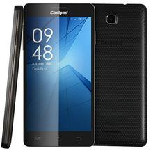 Coolpad 7232, 4.5 inch 3G Android 4.2 Smart Phone, MTK6572 Dual Core 1.3GHz, RAM: 256MB ROM: 2GB, Dual SIM, WCDMA & GSM(Black)