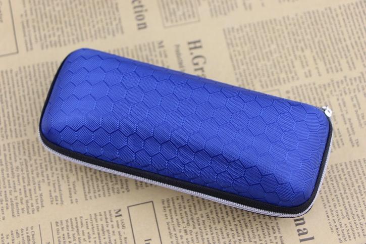 Unisex Convenience carry Ultralight large size Sunglasses Box Geometric pattern Eyewear Cases font b Phone b