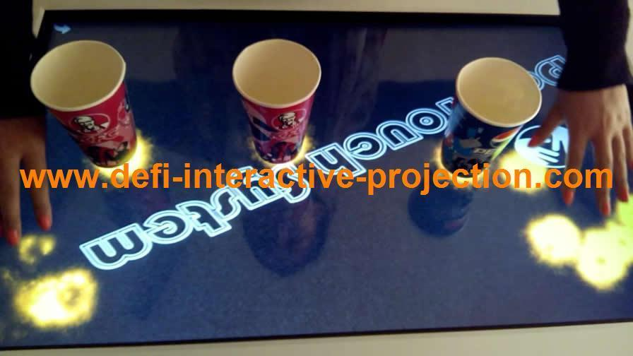 """10 touch points 60"""" IR Infrared Touch Screen Frame for touch tables(China (Mainland))"""