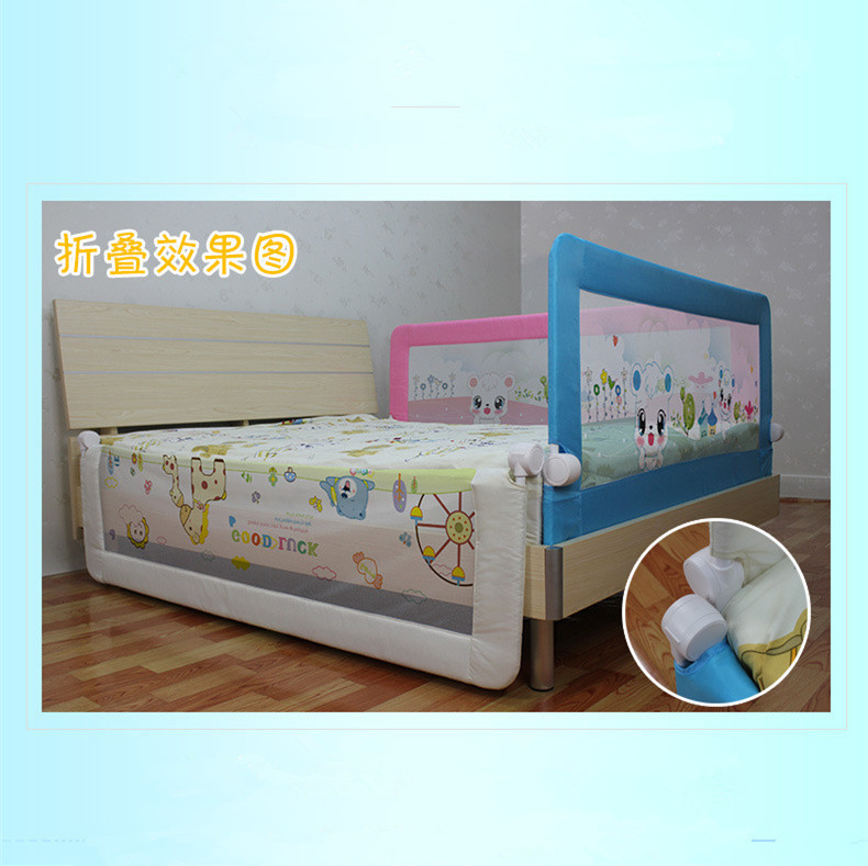 18068cm Baby safety toddler bed guard rail Child Safety Child