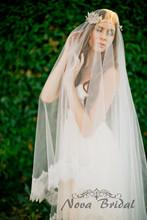 Фата  от Nova Bridal для Женщины, материал Лайкра артикул 32306605282