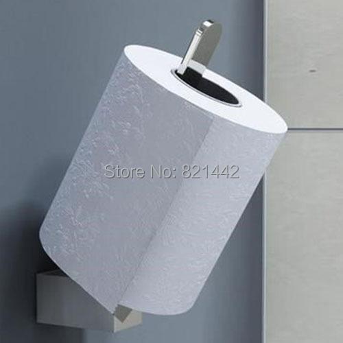 2015 Portarrollos Parede Lixeira Toilet Roll Holder 100%garantee Brass Bathroom Accessory Chorme Paper No Cover free Shipment(China (Mainland))