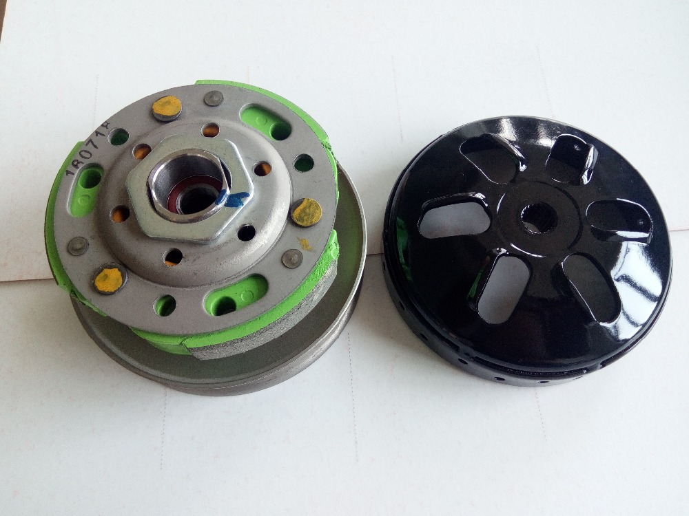 New high performance modified Clutch Pulley Assembly CVT font b GY6 b font 50cc Moped Scooter