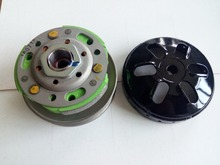 New high-performance modified Clutch Pulley Assembly CVT GY6 50cc Moped Scooter ATV 139QMB 4 Stroke