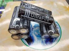 20pcs lot 3 7V 6000mAh 18650 Li ion Rechargeable Battery for Flashlight