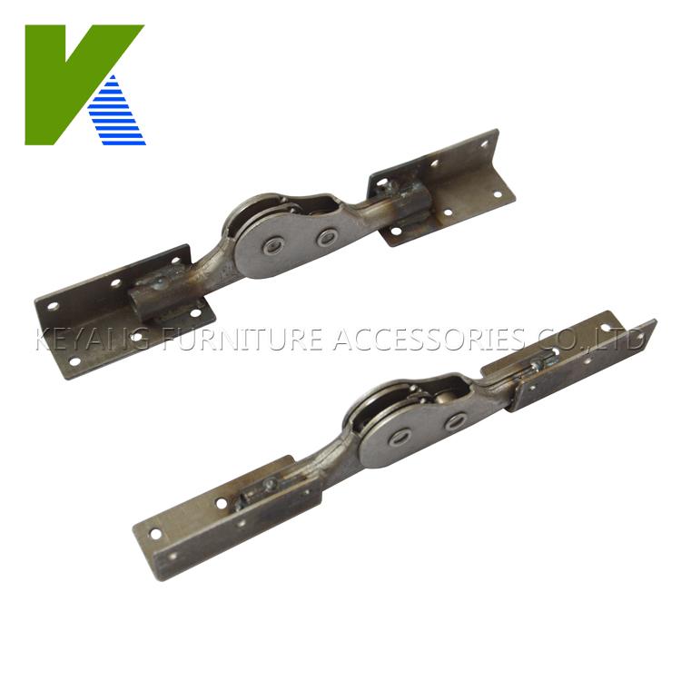 Adjustable Furniture Hardware Metal Folding Sofa Hinges/Recline Chair Hinges KYA036-1(China (Mainland))
