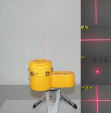 High quality!!! Multifunction Laser Level Leveler Vertical Horizontal Line Tool With Tripod Free shipping(China (Mainland))