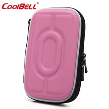Colourful Shockproof Mulitifunction HDD Case Bag Cover Protector For 2.5 Inch Hard Disk Drive External Pouch Enclosure