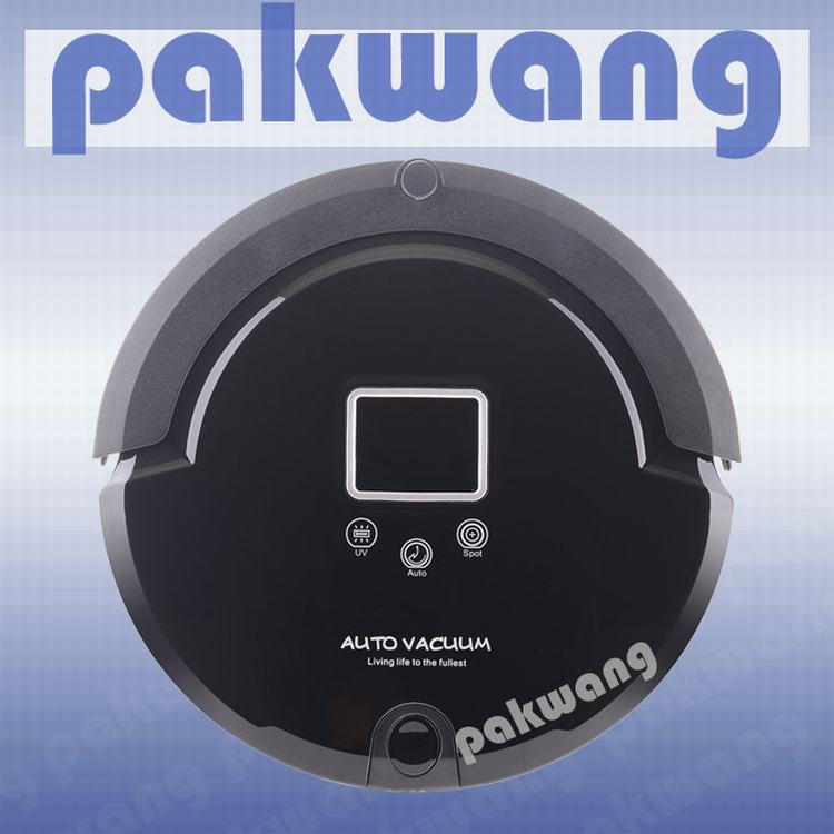 2016 Pakwang A320 high-end multifunction robot vacuum cleaner for home dry mop cleaner robot with Remote control, Self charge(China (Mainland))