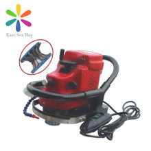 Portable Router Edge Profiling Machine M8/M10 Adaptors 110 Volt Kitchen Countertops Granite Slab Edge Profiler ES1280N(China (Mainland))
