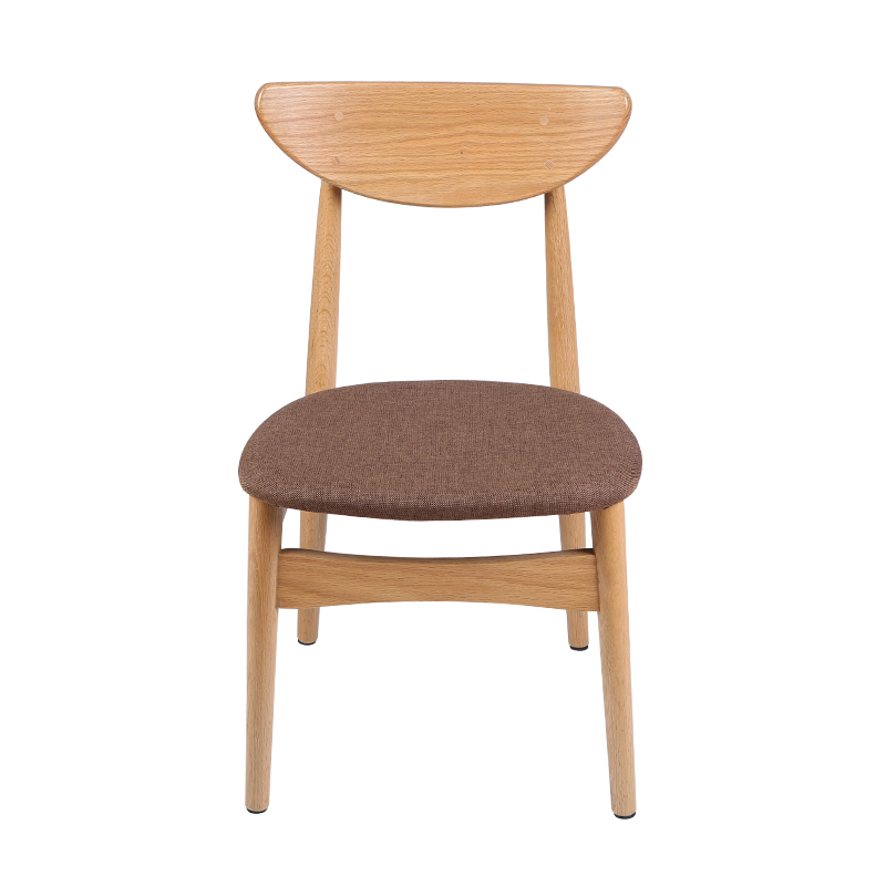 fabric pleated Picture More Detailed Picture about  : Maggie minimalist Japanese style dining chair wood chairs upholstered chairs retro fabric seat 2YY0010 from www.aliexpress.com size 800 x 800 jpeg 161kB