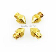 Good Quality 1PCS Reprap Prusa i3 3D Printer 0 3mm Extruder Brass Nozzle Print Head for