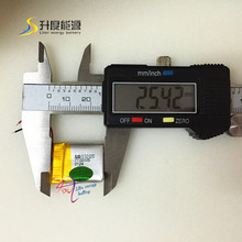 Buy SD 502025 rechargeable 3.7v 200mah li-polymer battery 502025 CE, MSDS, Rohs for $4.81 in AliExpress store