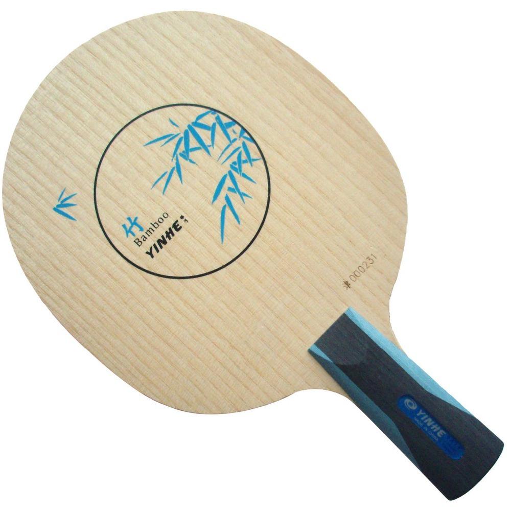 Free shipping, Yinhe / Milky way / Galaxy Bamboo penhold table tennis / PingPong blade(China (Mainland))
