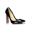 New Brand Fashion Women Pumps Red Bottom Thin High Heel Pumps Shoes For Women Pointed Toe