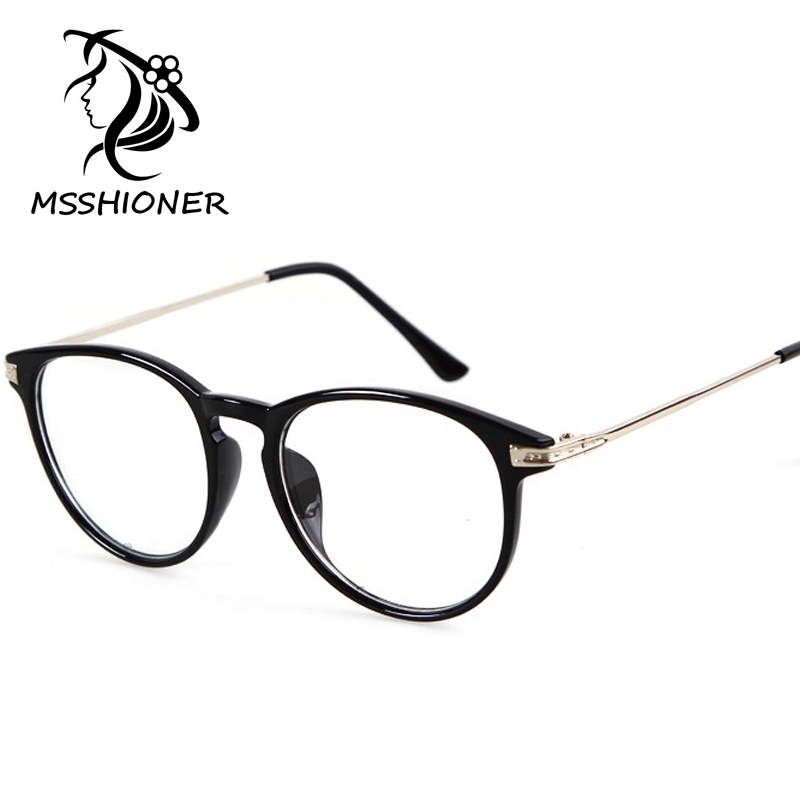 2015 New Arrival Fashion Trend Round Eyeglasses Women ...