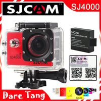 SJ4000 WIFI SJCAM Original  Action Camera Diving 30M Waterproof Camera 1080P Full HD Underwater Sport Camera SDV03WE