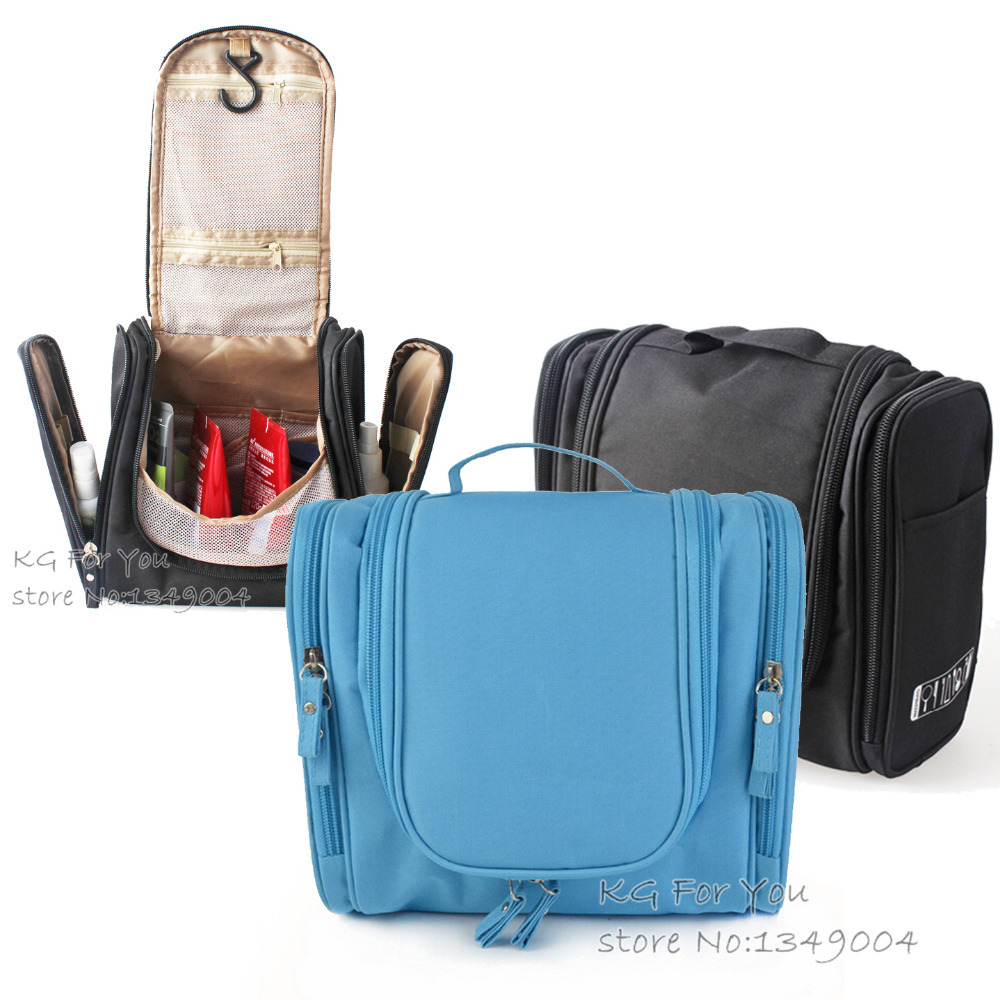 Ladies Travel cosmetic bag toilet kit gadgets package Toiletbag Men Shaving Women Make up Wash bag organizador cases toilet bag(China (Mainland))