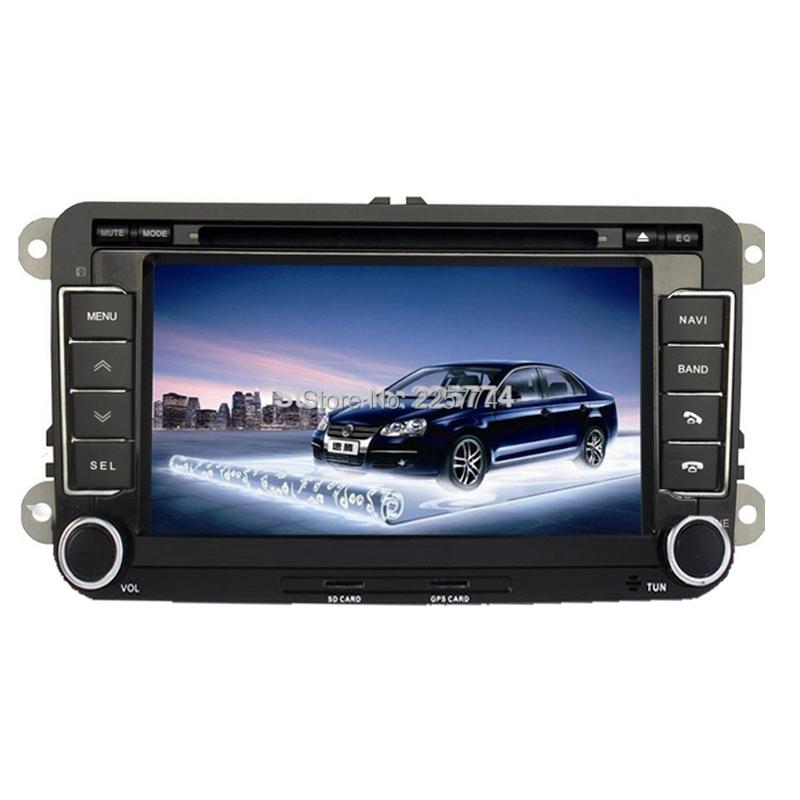 2DIN 7'' For VW/TIGUAN car dvd player GPS touch 3G/WIFI(optional)steering wheel control stereo radio usb BT DVBT TV(China (Mainland))