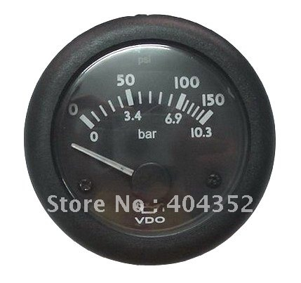 VDO Oil Pressure Guage 12V+Good performace+Fast shipping<br><br>Aliexpress