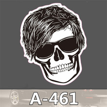 Car styling decor car sticker on auto laptop sticker decal motorcycle fridge skateboard doodle stickers car accessories A-461