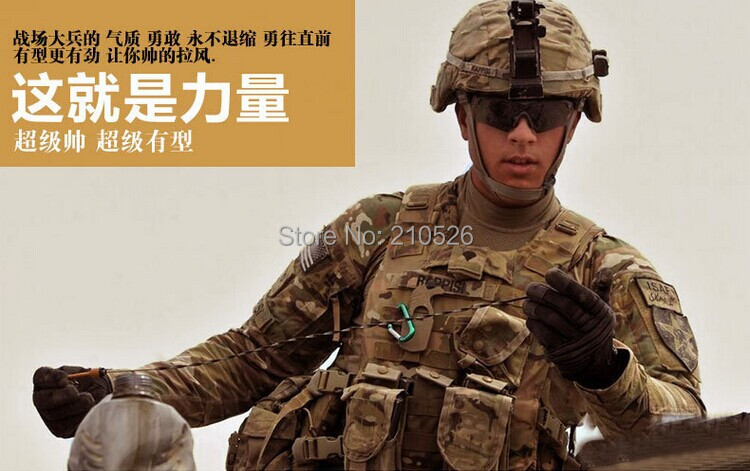 Military Boots Outdoor Boots Desert Tan Army Combat Boot Shoes Male