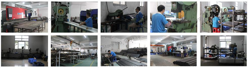 Electric Screen factory banner 2