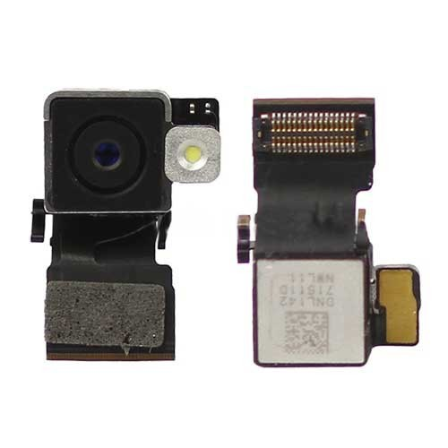 Spare Parts for iphone 4s Original 8MP Back Rear Head Camera Photo with Flash Replacement Parts For iPhone 4S(China (Mainland))