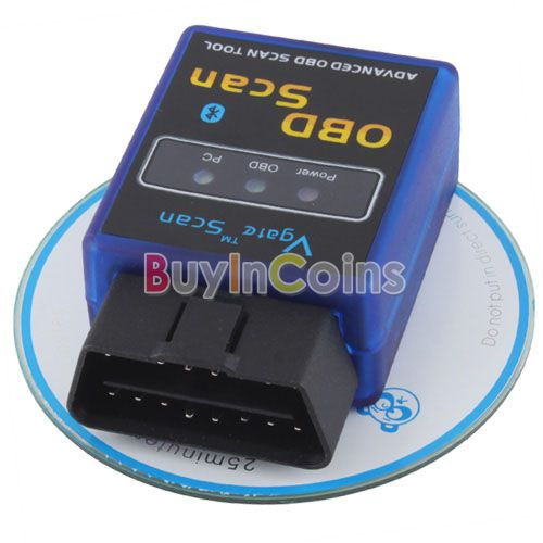 Car Diagnostic Inspection ELM327 V1.5 OBD-II OBD2 USB Auto Scanner Scan Tool US AS #12373(China (Mainland))