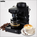 Xeoleo Automatic Espresso Coffee maker 4 Cup Coffee machine High pressure Steam Espresso machine Milk bubble