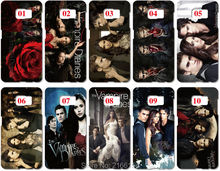 Buy Vampire Diaries plastic Hard Cover Samsung Galaxy S2 S3 S4 S5 Mini S6 S7 Edge Plus Note 2 3 4 5 Mobile Cell phone Case for $15.30 in AliExpress store