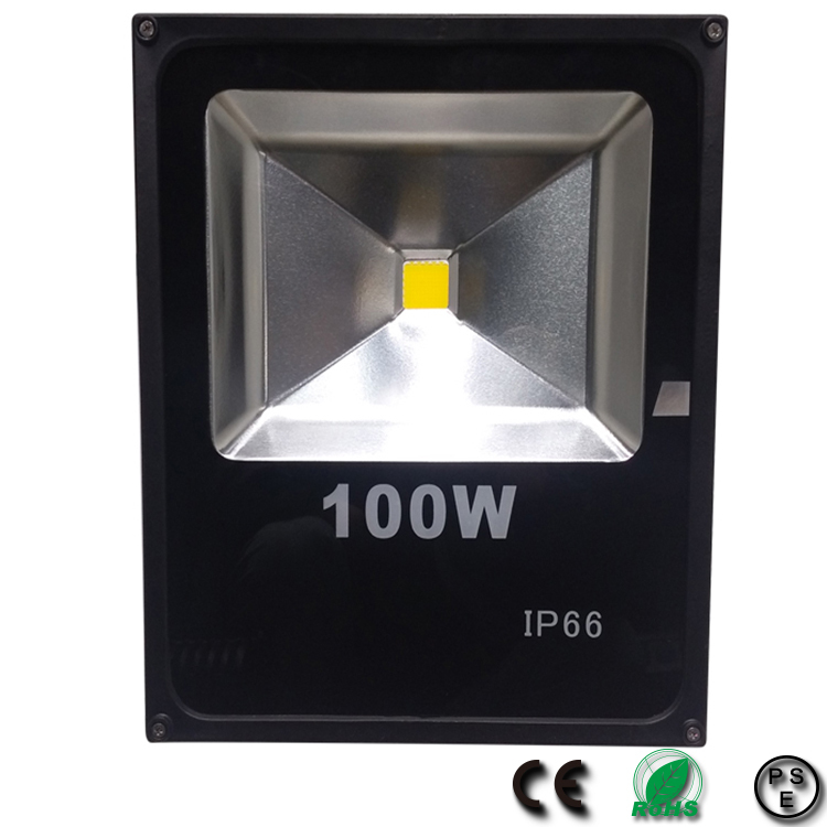 100w spot flood light projecteur led eclairage exterieur