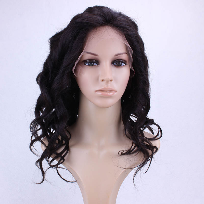 Cheap 7A Loose Wave Full Lace Human Hair Wigs For Black Women  Lace Front Wigs Brazilian Virgin Hair Glueless Full Lace Wigs<br><br>Aliexpress