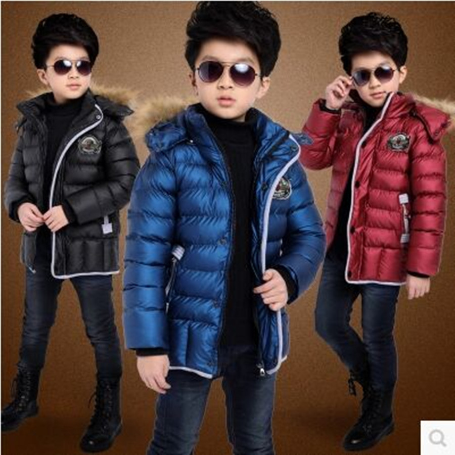 Male child wadded jacket outerwear thickening childrens clothing child winter 2015 cotton-padded jacket cotton-padded jacket<br><br>Aliexpress