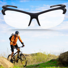 Buy New Sport Outdoor Riding Cycling Uv400 Protection Sunglasses Transparent Free for $1.18 in AliExpress store