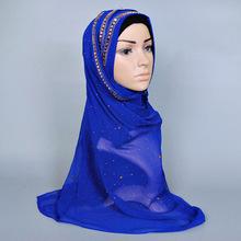 2015 Hot Women Plain Maxi Hijab Shawl Fashion Soild Muslim Scarf For Ladies Soft Feeling Viscose Foulard Women Hijab(China (Mainland))