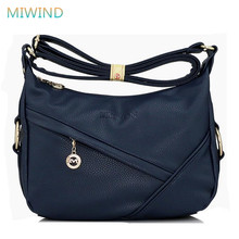 Buy 2016 Brand Fashion Women's Handbags Messenger Bag Promotional Ladies Luxury Genuine Leather Crossbody Bags Bolsos Mujer RR79 for $21.18 in AliExpress store