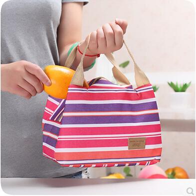 Новый портативный складной свежий поддержанию сумка холодильник обед мешок для еды ...