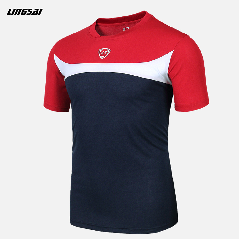Buy ls brand summer style men quick dry t for T shirt distributor manufacturers