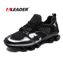 Aleader Men Women Breathable Razer Running Shoes 2016 Fashion Athletic Sport Sneakers Male Outdoor Walking Shoes Zapatos Hombre(China (Mainland))