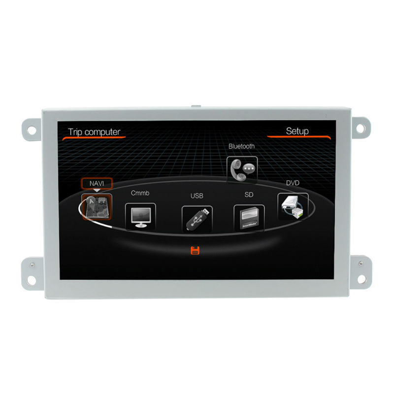 Free Shipping 7 inch Car DVD GPS Navigation Multimedia Player For AUDI A6/S6/Q7 2004 2005 2006 2007 2008 2009 Bluetooth Ipod RDS<br><br>Aliexpress