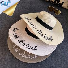 2016 Summer Women Sun Hat Ladies Wide Brim Straw Hats Outdoor Foldable Beach Panama Hats Church Hat Bone Chapeu Feminino(China (Mainland))