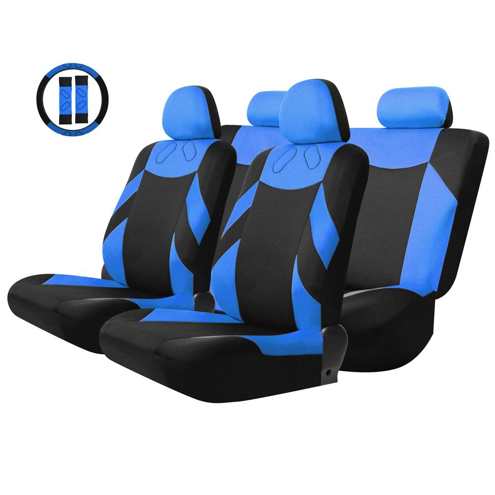 2016 New Tirol Universal 13PCS Car Seat Cover Front Seat