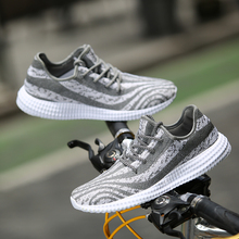 men shoes yeezy fly wire zapatillas deportivas hombre air sneakers non slip 2016 fall utrlight sport sale trainers(China (Mainland))