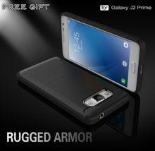 Buy Brand new Hybrid Slim Armor Case Samsung J2 Prime SM-G532F G532 Carbon Fiber Texture Brushed Silicone Soft Back Cover for $3.10 in AliExpress store