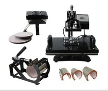 combo heat press machine,8 in 1 combo heat press machine,heat press machine for sale
