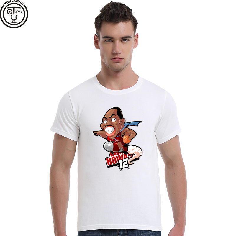 Dwight Howard Jersey Summer Men's Cotton Short Sleeve Print Tee Shirt Fashion Casual T-Shirt For Man 1259(China (Mainland))