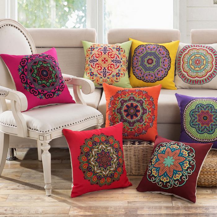 2016 Classic vintage Mediterranean Style Cushion Cotton  : 2016 Classic vintage Mediterranean Style Cushion Cotton and Linen Pillows Decorative Throw Pillowcase Home Use Pillows from www.aliexpress.com size 700 x 700 jpeg 830kB