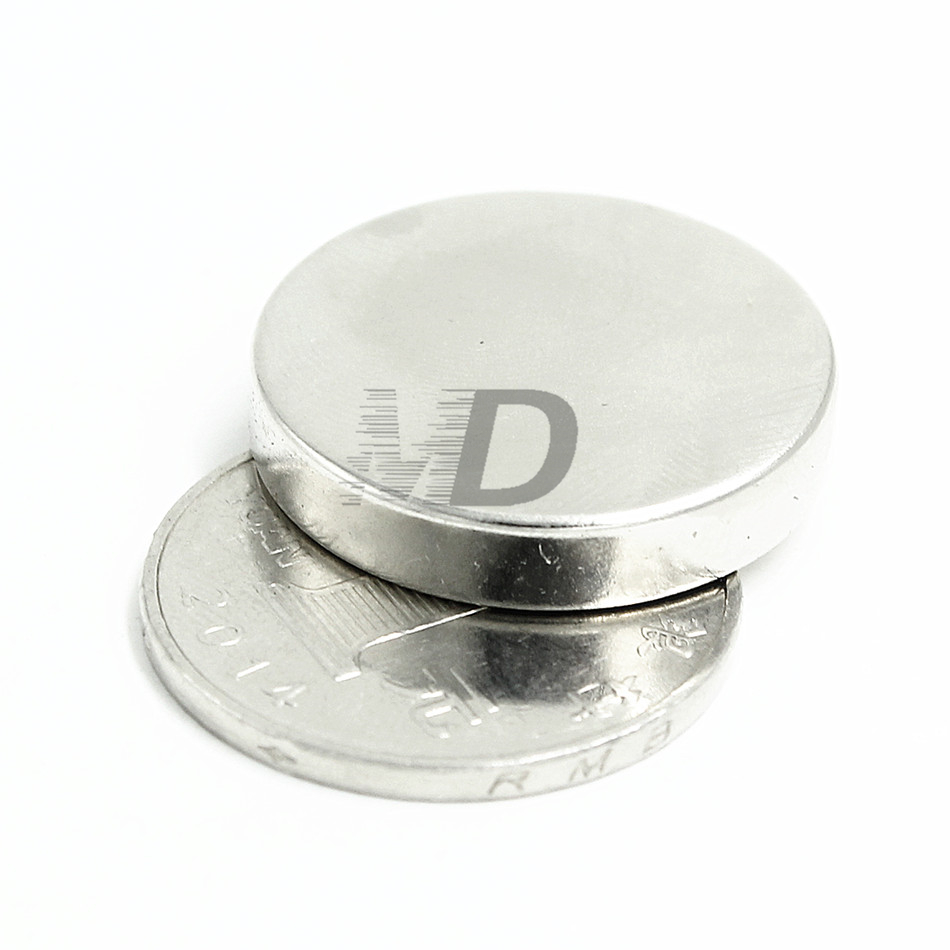 100pcs Neodymium N35 Dia 25mm X 5mm  Strong Magnets Tiny Disc NdFeB Rare Earth For Crafts Models Fridge Sticking Free Shipping<br><br>Aliexpress