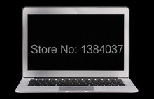 Free shipping  13.3 inch Laptops Ultra thin Window 7 i7-3517U  Dual-core 8G SSD 256GB 1366*768 C16